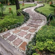 Stunning Garden Path and Walkways Design to Beautify Your Garden 32