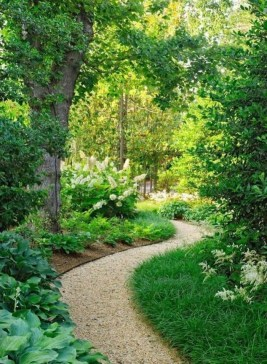 Stunning Garden Path and Walkways Design to Beautify Your Garden 34