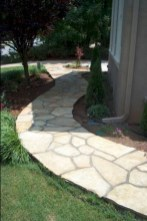 Stunning Garden Path and Walkways Design to Beautify Your Garden 61