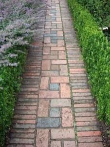 Stunning Garden Path and Walkways Design to Beautify Your Garden 63