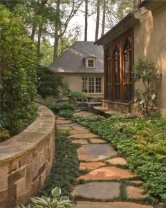 Stunning Garden Path and Walkways Design to Beautify Your Garden 67