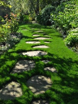 Stunning Garden Path and Walkways Design to Beautify Your Garden 69