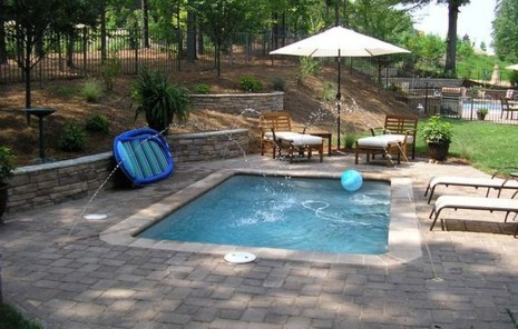 Top Trends Small Pools for Your Backyard 37