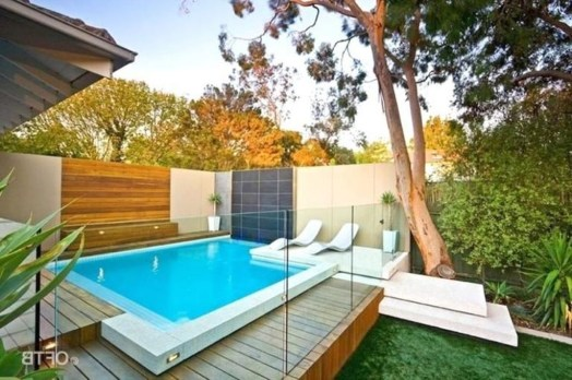 Top Trends Small Pools for Your Backyard 59
