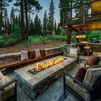 Wonderful Outdoor Firepit Ideas 42