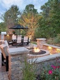 Wonderful Outdoor Firepit Ideas 45
