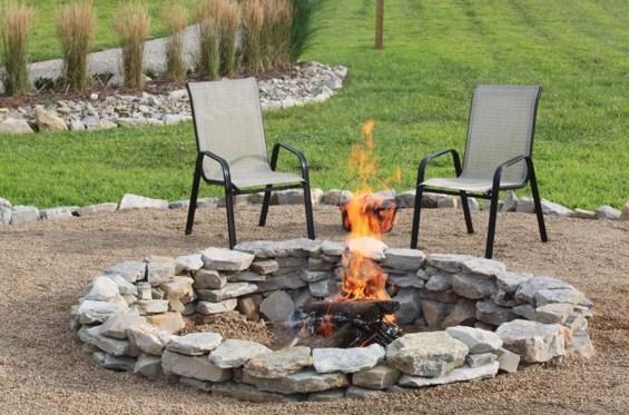 Wonderful Outdoor Firepit Ideas 52