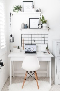 47 Interior Design 2019 for Decorating Your Comfortable Home Office 23