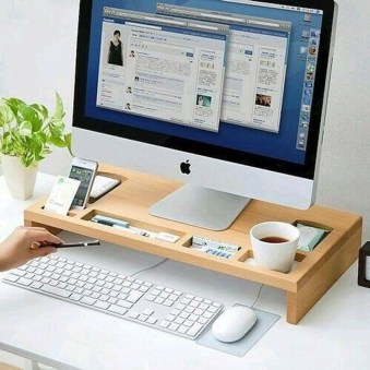 Amazing DIY Space-Saving Pallet Desk Ideas That You Must Try 16