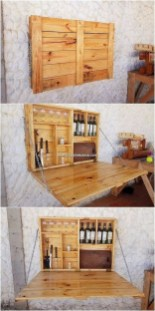 Amazing DIY Space-Saving Pallet Desk Ideas That You Must Try 19