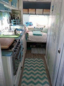 Amazing RV Decorating Designs and Project That You Have To Try 04