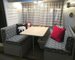 Amazing RV Decorating Designs and Project That You Have To Try 31