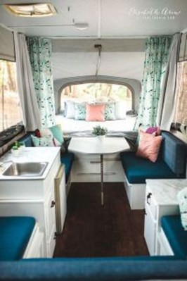 Amazing RV Decorating Designs and Project That You Have To Try 33