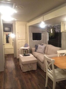 Amazing RV Decorating Designs and Project That You Have To Try 39