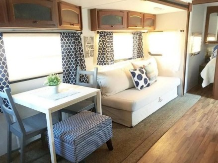 Amazing RV Decorating Designs and Project That You Have To Try 42