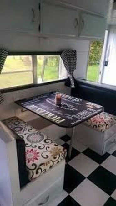 Amazing RV Decorating Designs and Project That You Have To Try 51