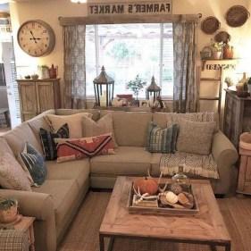 Amazing Rustic Farmhouse Decor Ideas on A Budget 30
