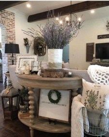 Amazing Rustic Farmhouse Decor Ideas on A Budget 53