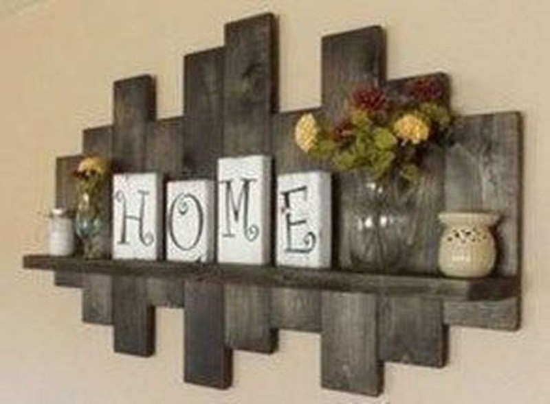 Amazing Rustic Farmhouse Decor Ideas on A Budget 68