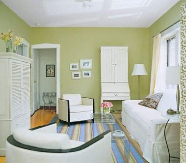 Amazing Small Living Room Design to Make Feel Bigger 02