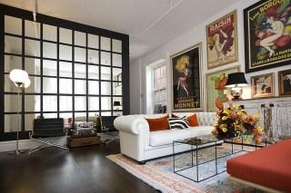 Amazing Small Living Room Design to Make Feel Bigger 16