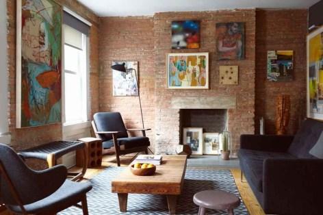 Amazing Small Living Room Design to Make Feel Bigger 36