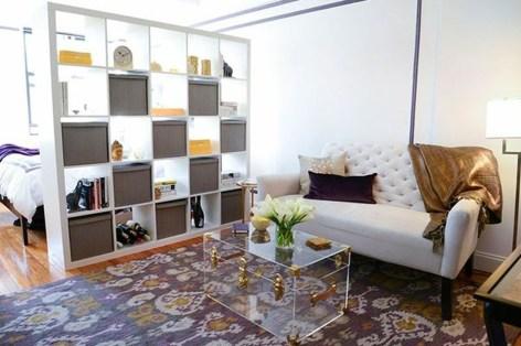 Amazing Small Living Room Design to Make Feel Bigger 37
