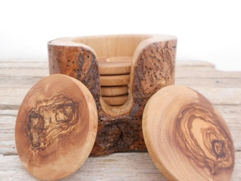 Beautiful Decorations for Your Wedding Decoration with Wooden Slices48