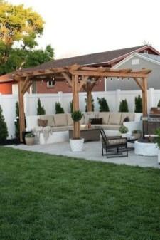 Beautiful Small Backyard Patio Ideas On A Budget 19