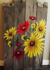 Best Fall Pallet Projects and Design for Your Home on a Budget 55