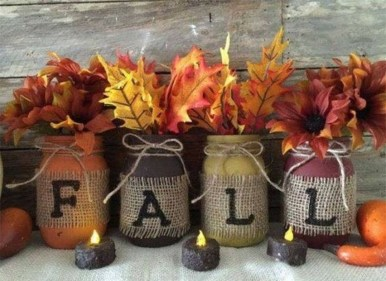 Best Fall crafts Projects and Design to Welcome The Fall This Year 32