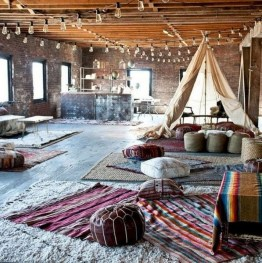 Bohemian Decorating Ideas and Projects to Perfect Your Bohemian Style 05
