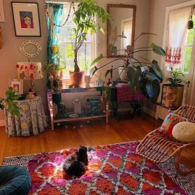 Bohemian Decorating Ideas and Projects to Perfect Your Bohemian Style 19