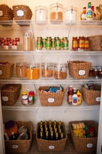 Cheap DIY Organization For Kitchen That You Must Try 01