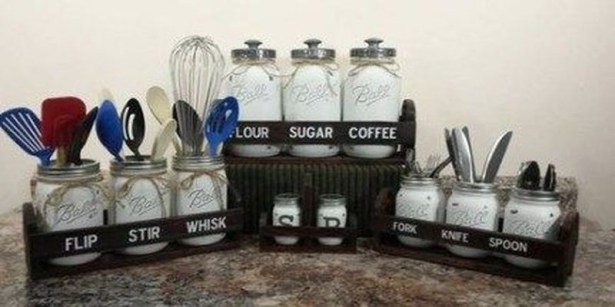 Cheap DIY Organization For Kitchen That You Must Try 19
