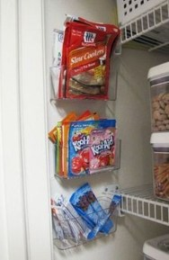 Cheap DIY Organization For Kitchen That You Must Try 22