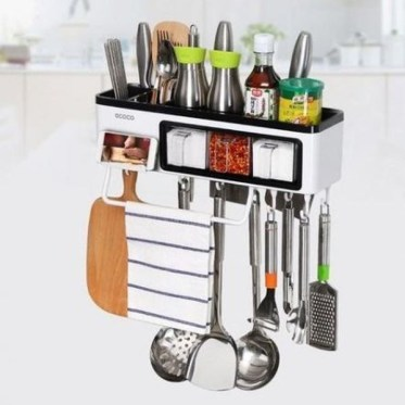 Cheap DIY Organization For Kitchen That You Must Try 27