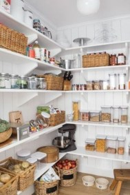 Cheap DIY Organization For Kitchen That You Must Try 30