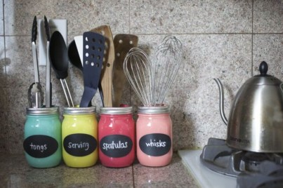 Cheap DIY Organization For Kitchen That You Must Try 32