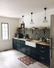 Cozy Kitchen Decorating with Farmhouse Sink Ideas 18