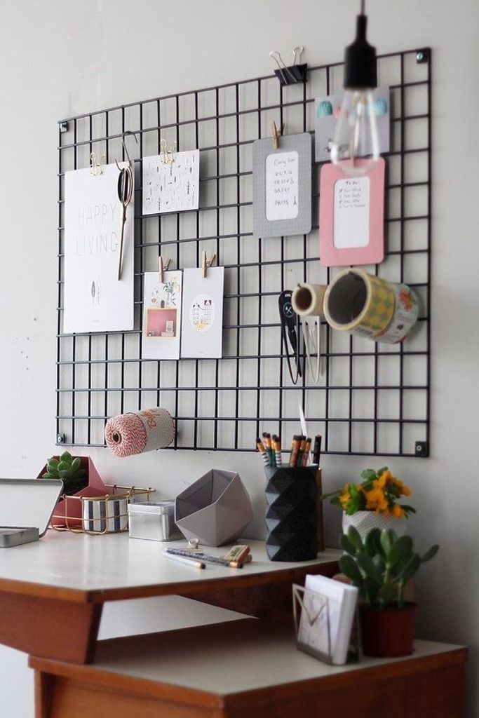 Creative DIY Desk Ideas That You Must try 04