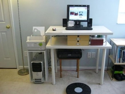 Creative DIY Desk Ideas That You Must try 16