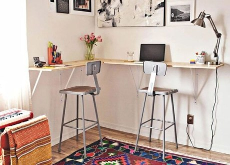Creative DIY Desk Ideas That You Must try 17