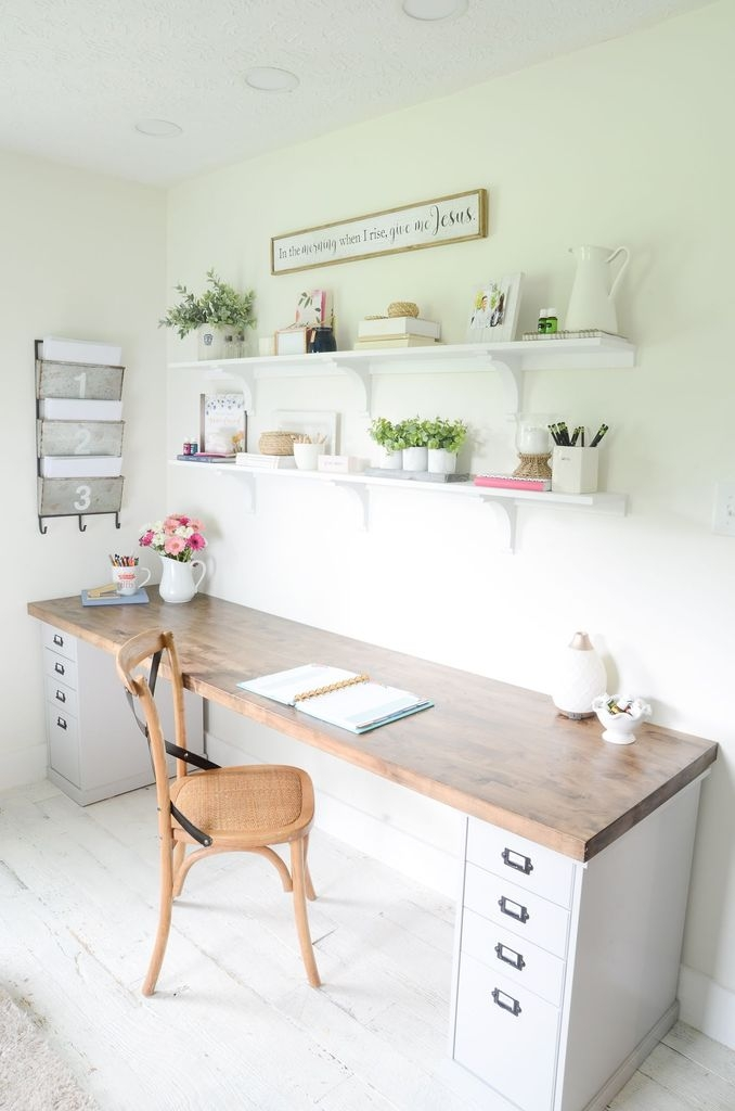 Creative DIY Desk Ideas That You Must try 18