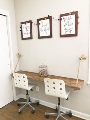 Creative DIY Desk Ideas That You Must try 37