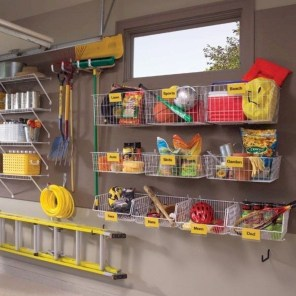 Easy DIY Garage Organization That Will Make Your Home Smell So Good This Fall 24