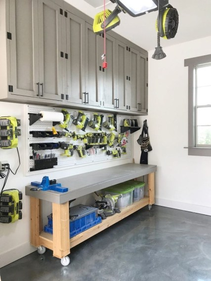 Easy DIY Garage Organization That Will Make Your Home Smell So Good This Fall 25