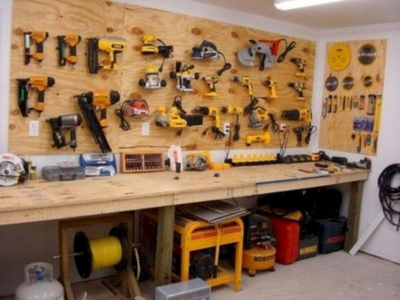 Easy DIY Garage Organization That Will Make Your Home Smell So Good This Fall 31