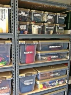 Easy DIY Garage Organization That Will Make Your Home Smell So Good This Fall 32