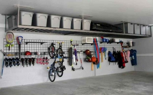 Easy DIY Garage Organization That Will Make Your Home Smell So Good This Fall 37